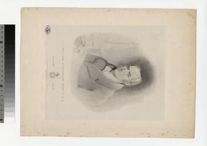 Portrait of W. Stevenson