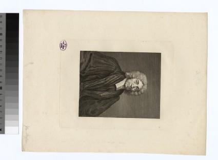 Portrait of J. Strype