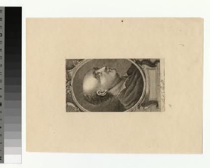 Portrait of J. Swift