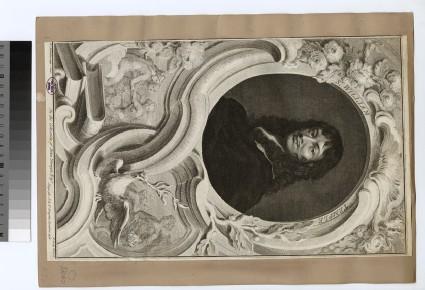Portrait of W. Temple