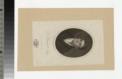 Portrait of F. Thornhill