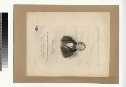 Portrait of T. Wakley