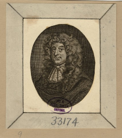 Portrait of E. Waller