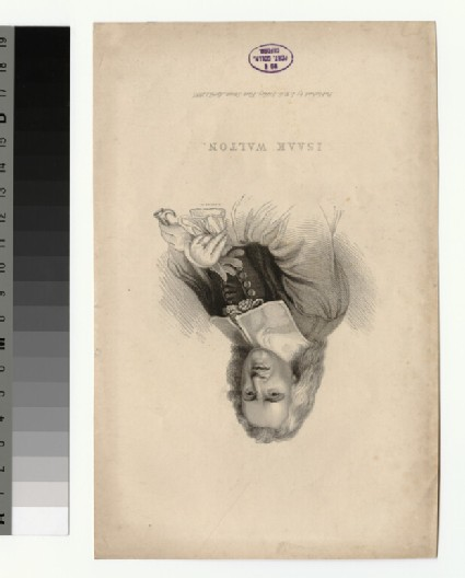 Portrait of I. Walton