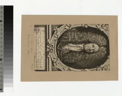 Portrait of E. Ward