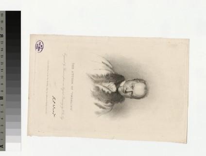 Portrait of R. P. Ward