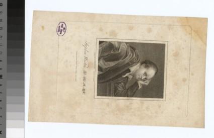 Portrait of S. Weston