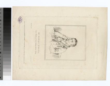 Portrait of H. White