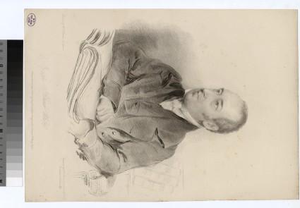 Portrait of B. White