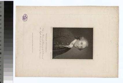 Portrait of W. Whitehead
