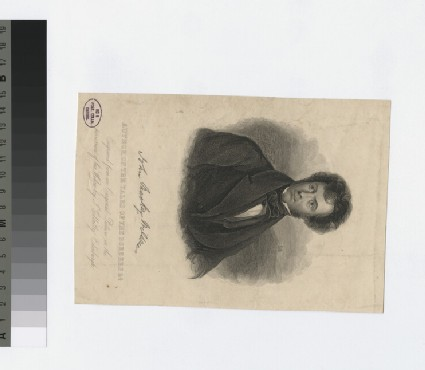 Portrait of J. M. Wilson