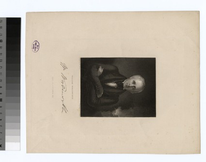 Portrait of W. Wordsworth