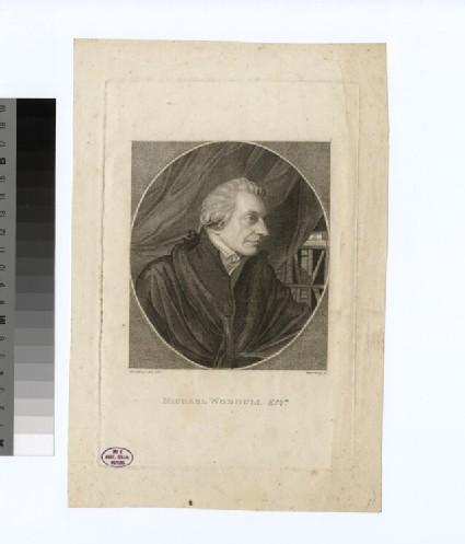 Portrait of M. Wodhull