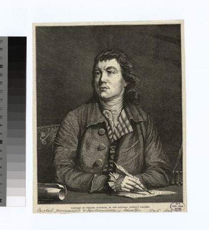 Portrait of W. Woodfall