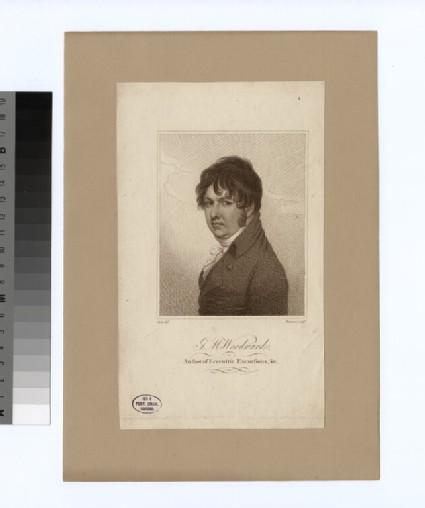 Portrait of G. M. Woodward