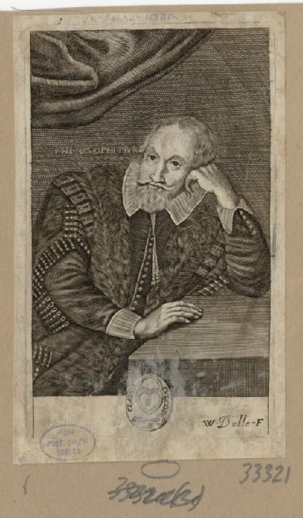 Portrait of Henry Wotton
