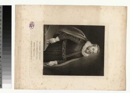 Portrait of H. Wotton