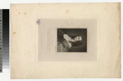 Portrait of A. Behn