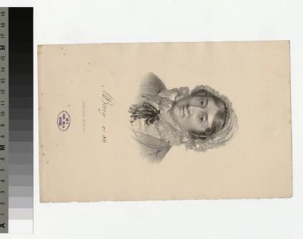 Portrait of M. Berry