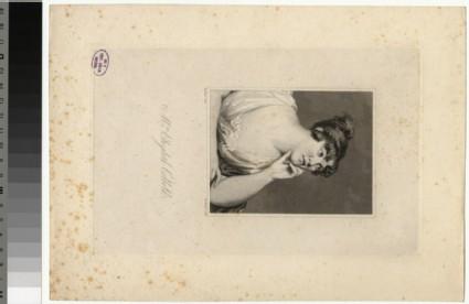 Portrait of E. Cobbold