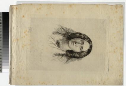 Portrait of George Eliot