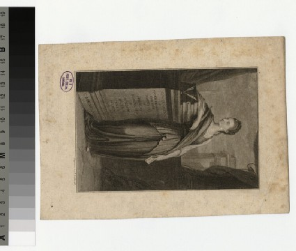 Portrait of C. Macaulay