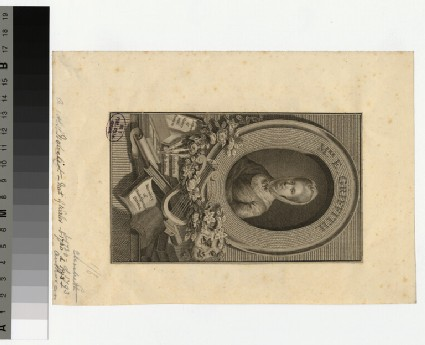 Portrait of Mrs E. Griffith