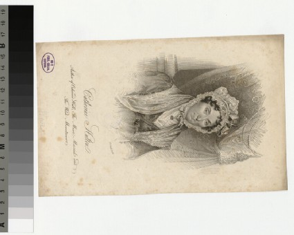 Portrait of C. Hutton