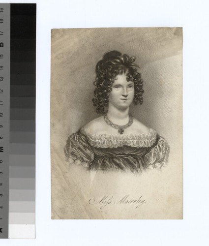 Portrait of Miss Macauley