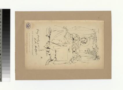Portrait of M. R. Mitford