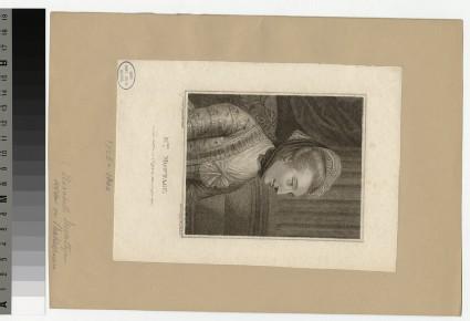 Portrait of Mrs Montagu