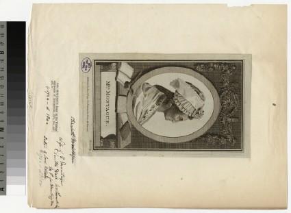 Portrait of Mrs Montague