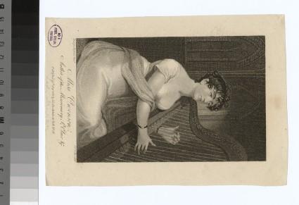 Portrait of Miss Owenson