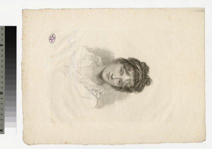 Portrait of Mrs Opie