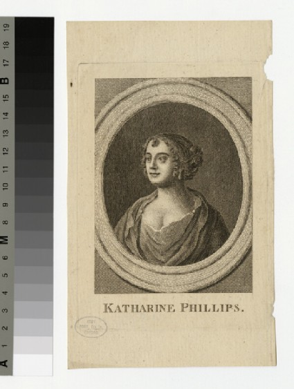 Portrait of K. Phillips