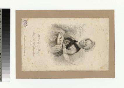 Portrait of Clara Reeve