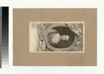 Portrait of E. Rowe