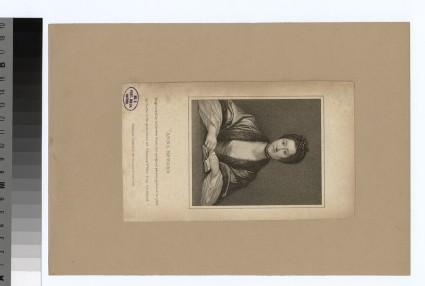 Portrait of A. Seward