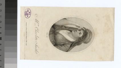 Portrait of Charlotte Smith