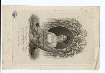 Portrait of Mary Stockdale