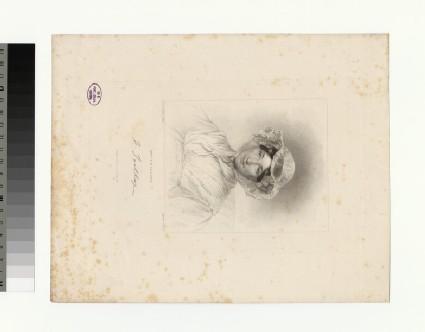 Portrait of Mrs Trollope