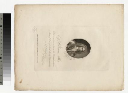 Portrait of Capt W. Allen
