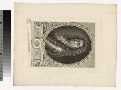 Portrait of T. Allan