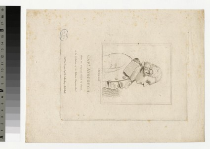 Portrait of Capt Ayscough