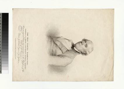 Portrait of Admiral S. Barrington