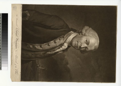 Portrait of S. Barrington