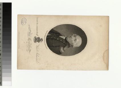 Portrait of J. Bazely