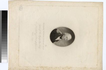 Portrait of Capt.R. R. Burges