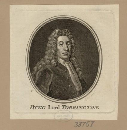 Portrait of Visc Torrington