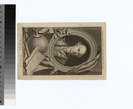 Portrait of Admiral Byron